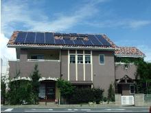 ソーラーパネル設置事例1