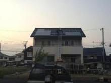 ソーラーパネル設置事例2