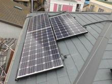 ソーラーパネル設置事例3