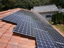 ソーラーパネル設置事例5
