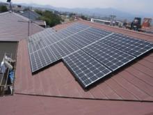 ソーラーパネル設置事例6